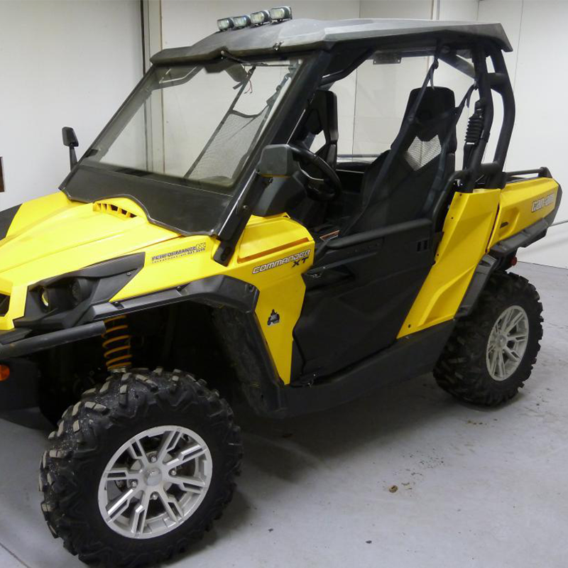 & Doors for Can Am Commander