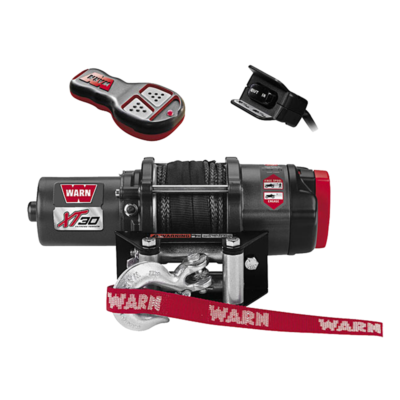 Warn Rt Xt30 Winches
